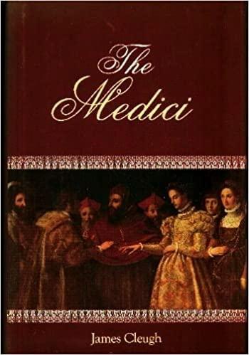 9780880295291: The Medici: A Tale of Fifteen Generations
