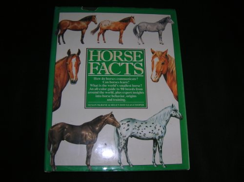 9780880295598: Horse Facts