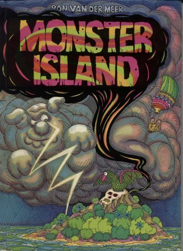 9780880295727: Monster Island (Pop Up Book), 1st Edition [Hardcover] by