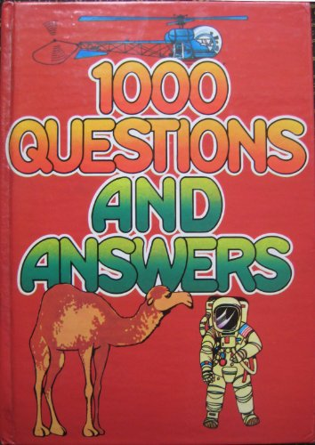 9780880296038: 1000 Questions and Answers