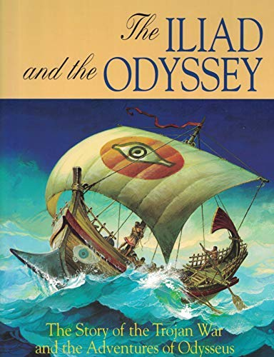 9780880296212: The Iliad and the Odyssey