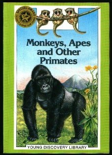 9780880296564: Monkeys, Apes and Other Primates
