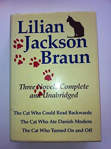 9780880297165: Cat Who Could Read Backwards/Cat Who Ate Danish Modern/3 Books in 1