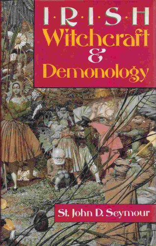 9780880297349: Irish Witchcraft and Demonology