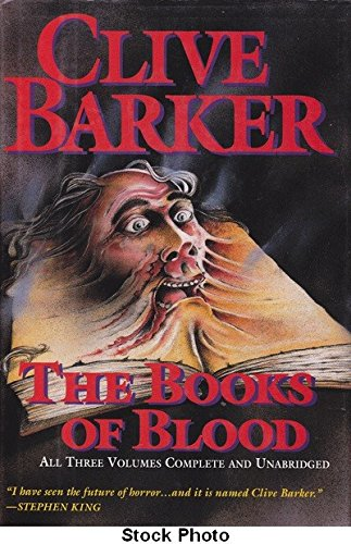 9780880297394: The Books of Blood, Vols. 1-3