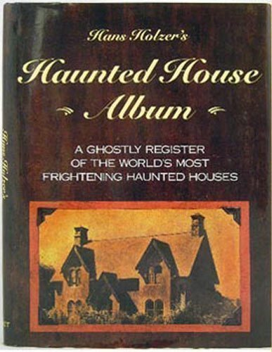 9780880297455: Haunted House Album (A Ghostly Register of the World's Most Frightening Haunted Houses)