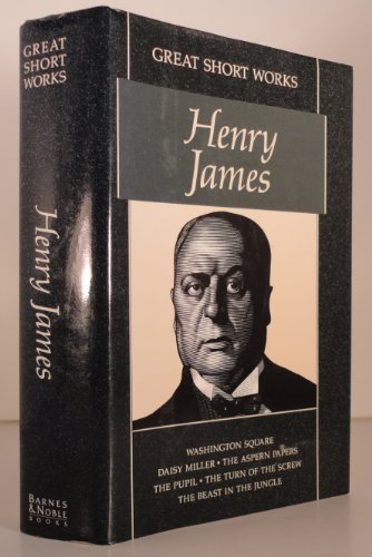 9780880298162: Great Short Works of Henry James