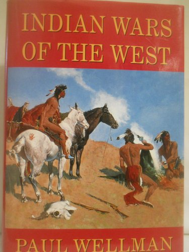 9780880298346: Indian Wars of the West