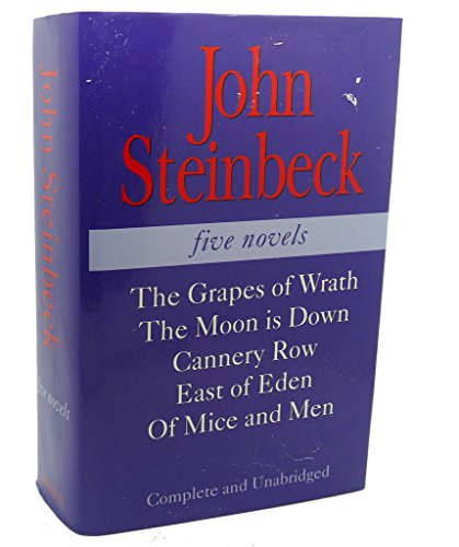 The Grapes of Wrath / The Moon: John Steinbeck