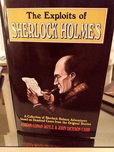9780880298599: The Exploits of Sherlock Holmes