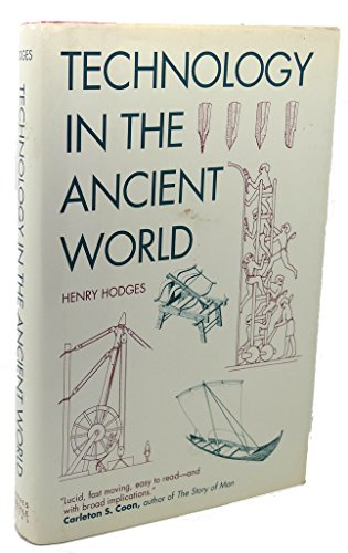 9780880298933: Technology in the Ancient World