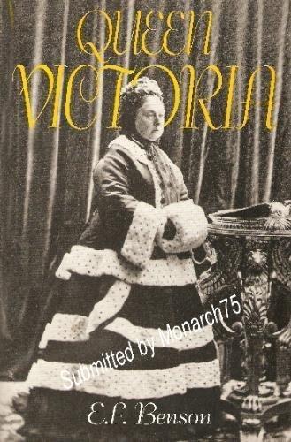 Queen Victoria (History) (0880299835) by E. F. Benson