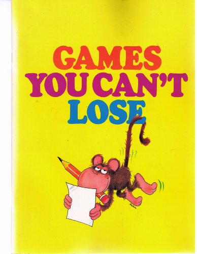 9780880322232: Games You Can't Lose