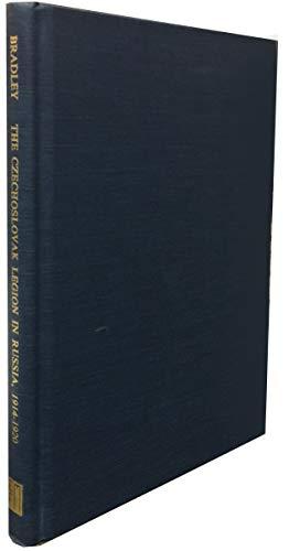 9780880332187: The Czechoslovak Legion in Russia 1914-1920