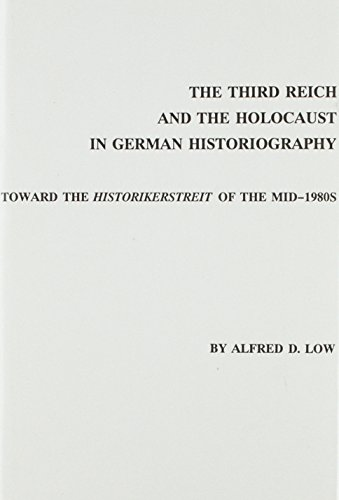 9780880332866: The Third Reich and Holocaust in German Historiography