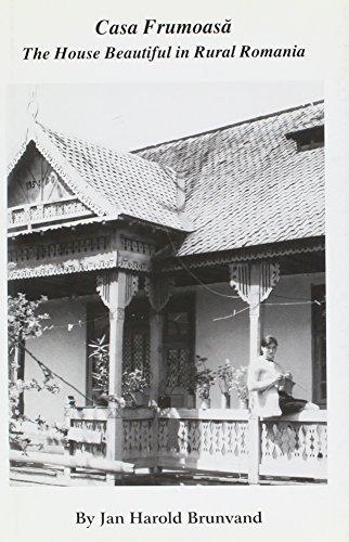 9780880335287: Casa Frumoasa: The House Beautiful in Rural Romania (East European Monograph)