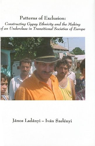 9780880335744: Patterns of Exclusion: Constructing Gypsy Ethnicity and the Making of an Underclass in Transitional Societies of Europe (East European Monographs)