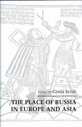 The Place of Russia in Europe and Asia: Gyula Szvak