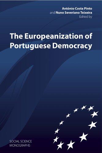 9780880339469: The Europeanization of Portuguese Democracy (East European Monographs)