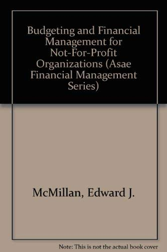 Essential Accounting, Tax, and Reporting Requirements for: Edward J. McMillan