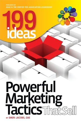 9780880343190: 199 Ideas: Powerful Marketing Tactics That Sell