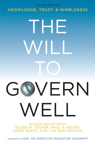 9780880343251: The Will to Govern Well: Knowledge, Trust, and Nimbleness
