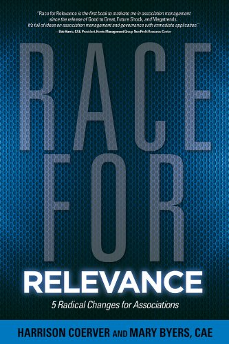 9780880343350: Race for Relevance: 5 Radical Changes for Associations