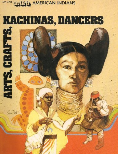 American Indians: Arts, Crafts, Kachinas, Dancers (Patterns,: American Teaching Aids