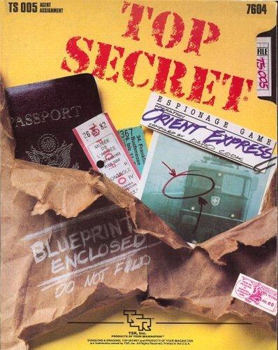 9780880380416: Operation Orient Express (Top Secret Espionage Game, Module TS005)