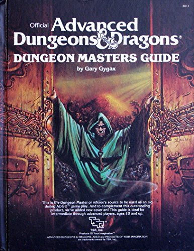 9780880380515: Advanced Dungeons and Dragons (Dungeon Masters Guide, No. 2011)