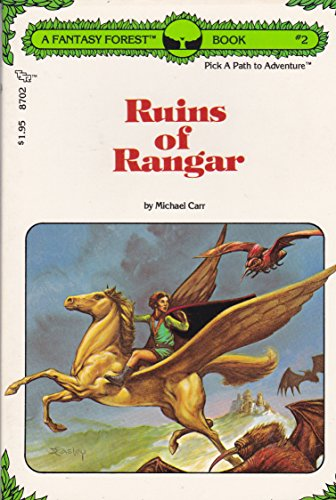 Ruins of Rangar: Fantasy Forest Book 02