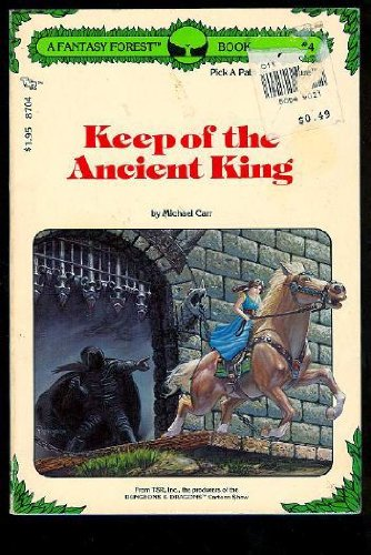 Keep of the Ancient King:Fantasy Forest Book: Mike Carr