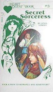 9780880380676: Secret sorceress (Heartquest book)