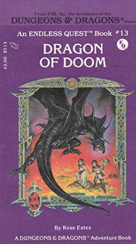 Dragon of Doom (Dungeons & Dragons: Adventure)