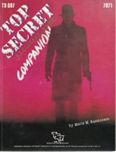 9780880381024: Top Secret Companion: Espionage Game/7071