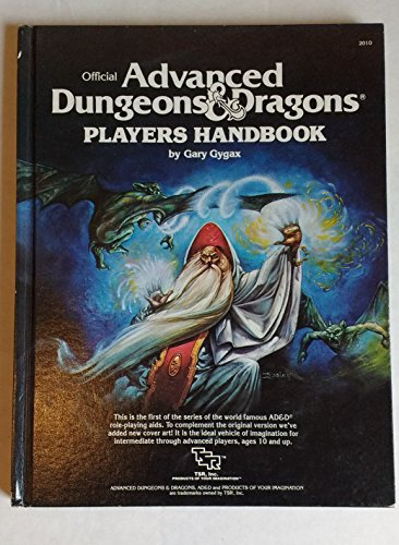 9780880381048: Dungeons and Dragons : Players Handbook