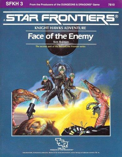 Face of the Enemy; Star Frontiers module: Rolston, Ken