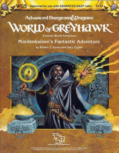 9780880381680: Mordenkainen's Fantastic Adventure