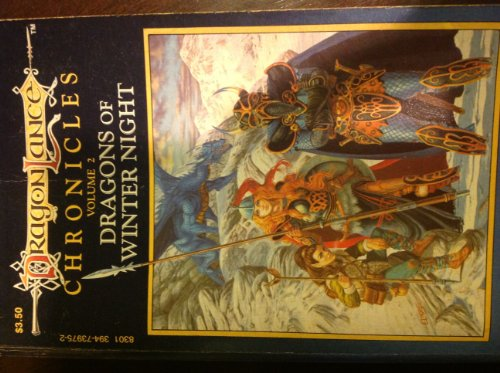 9780880381727: Dragonlance Chronicles : Volume 2 Dragons of Winter Night
