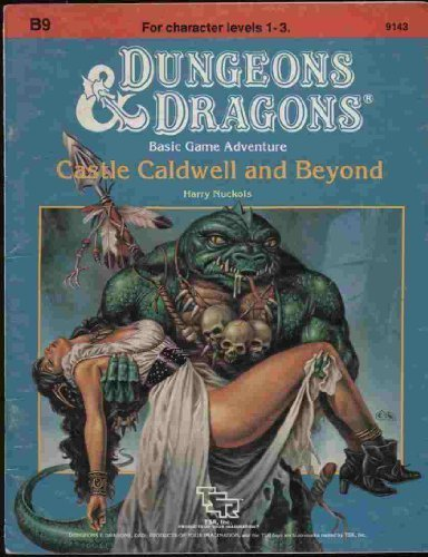 9780880382007: Castle Caldwell and Beyond (Dungeons & Dragons Module B9)