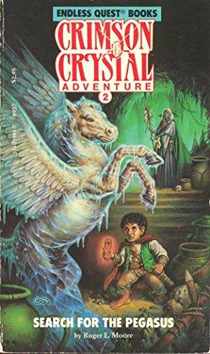 9780880382113: Search for the Pegasus (Crimson Crystal Adventure No 2)