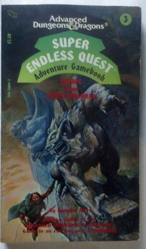 Escape from Castle Quarras (Super Endless Quest Adventure Gamebook #3): Niles, Douglas