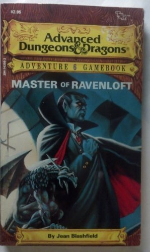 9780880382618: Master of Ravenloft