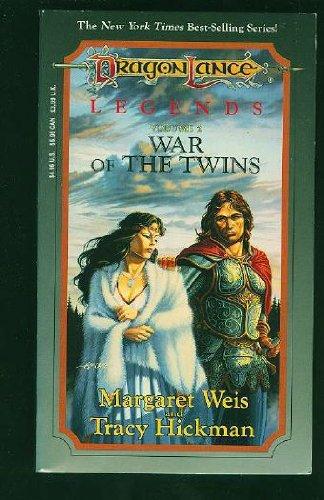 War of the Twins (DragonLance Legends, Vol 2)