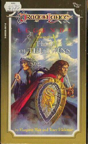 Test of the Twins (9780880382670) by Margaret Weis, Tracy Hickman