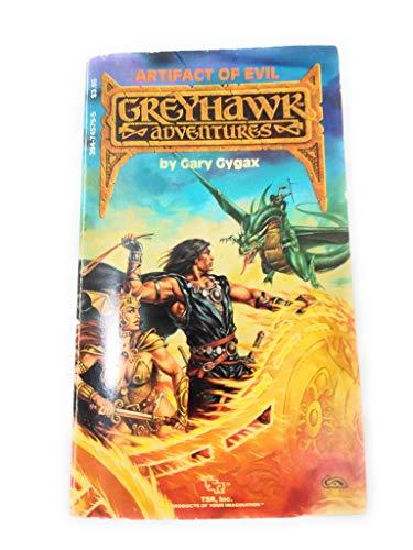 9780880382793: Artifact of Evil (Greyhawk Adventures)