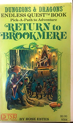 9780880383530: Return to Brookmere