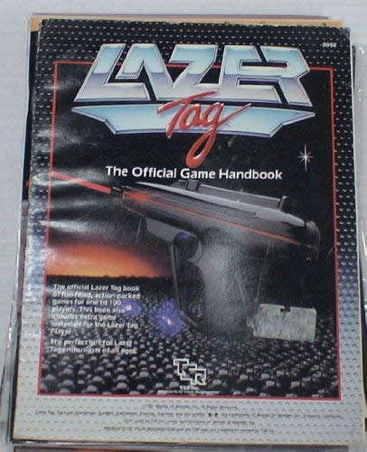 9780880383783: Lazer Tag: Official Game Handbook
