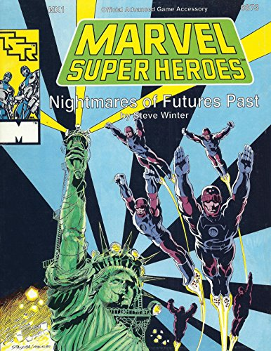 Nightmares of Futures Past (Marvel Super Heroes module MX1): Winter, Steve