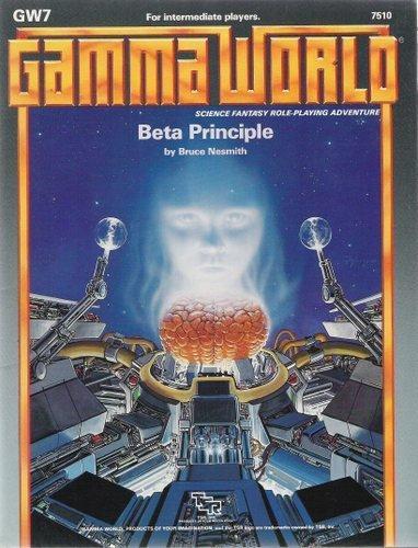 9780880384049: Beta Principle (Gamma World Module GW7)